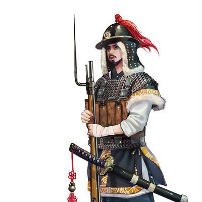 The won korean musketeer02 14