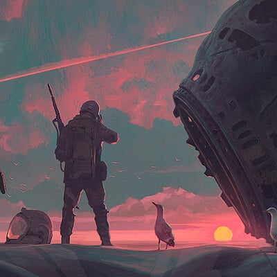 Alexey egorov military art in position