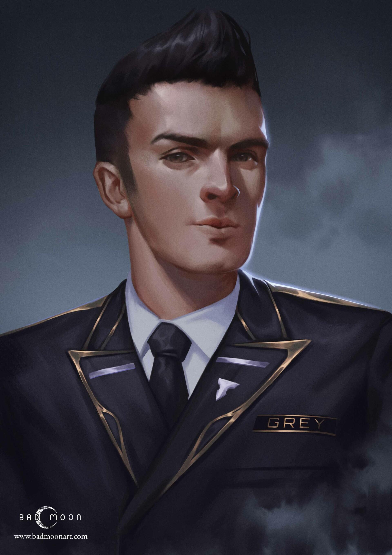 Jakob Grey