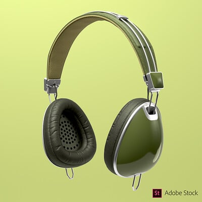 Adobe Stock | Aviator Headphones
