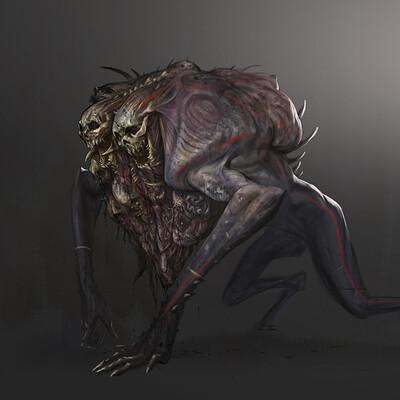 Ahmx hilmi skull monster