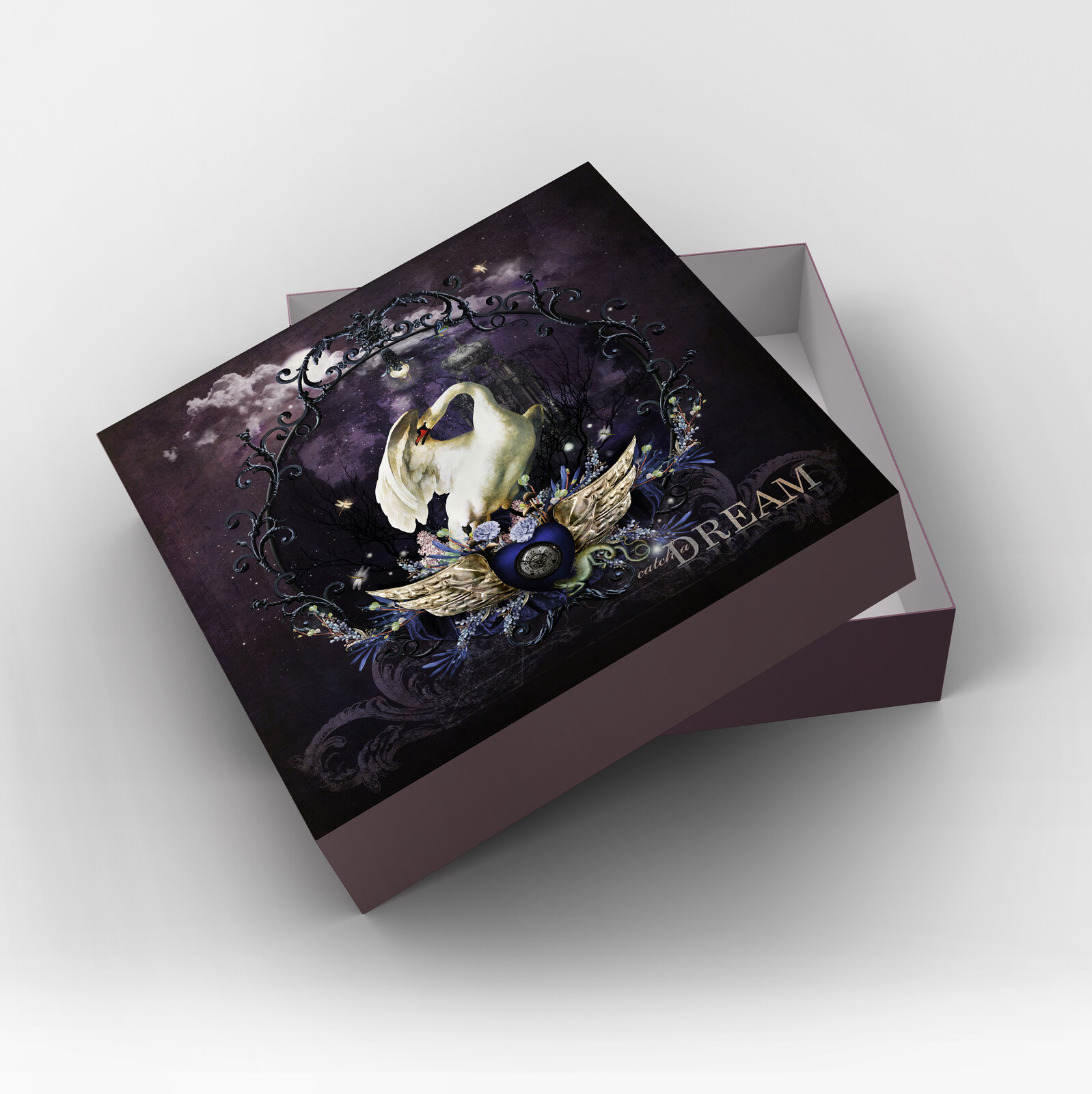 Catch a Dream No.3 Chocolate Box
