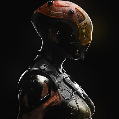 Zoheb dowlut exoskeleton render 6