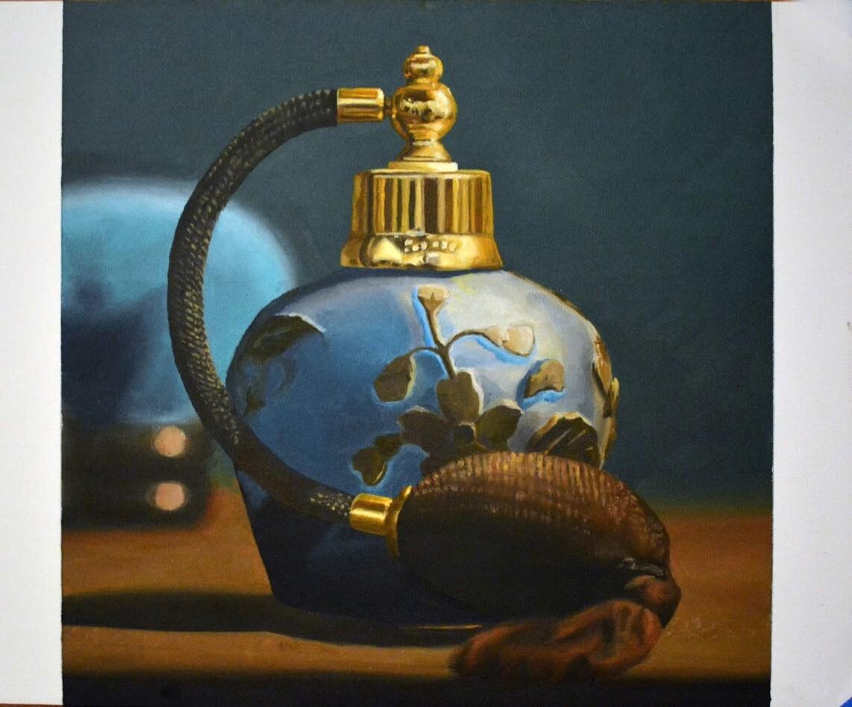 Oil Painting Study v2