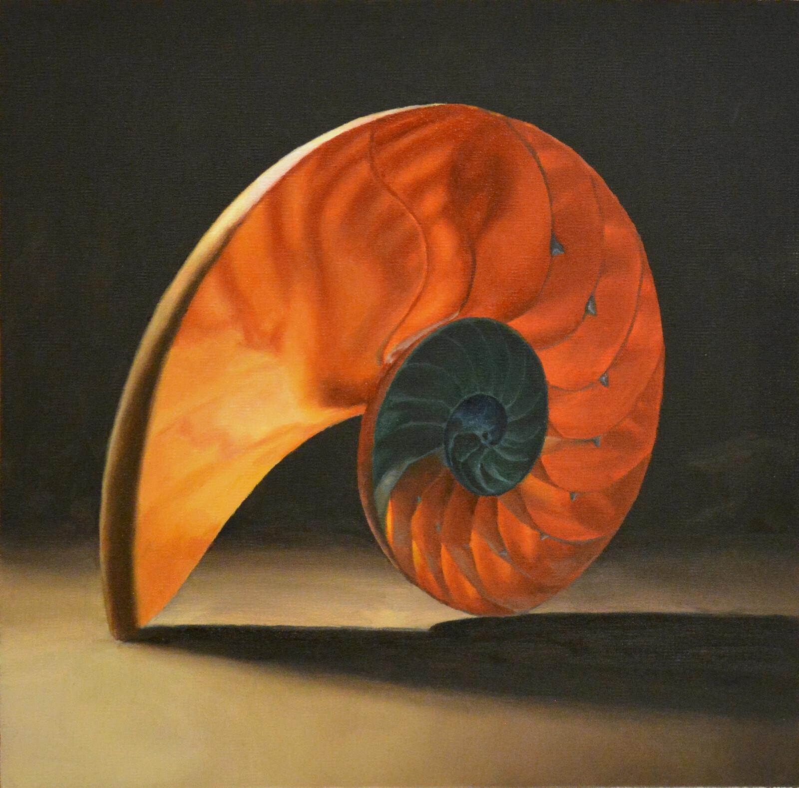 Oil Painting Study v3