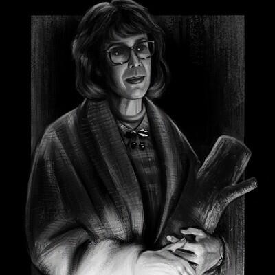 John dervishi log lady