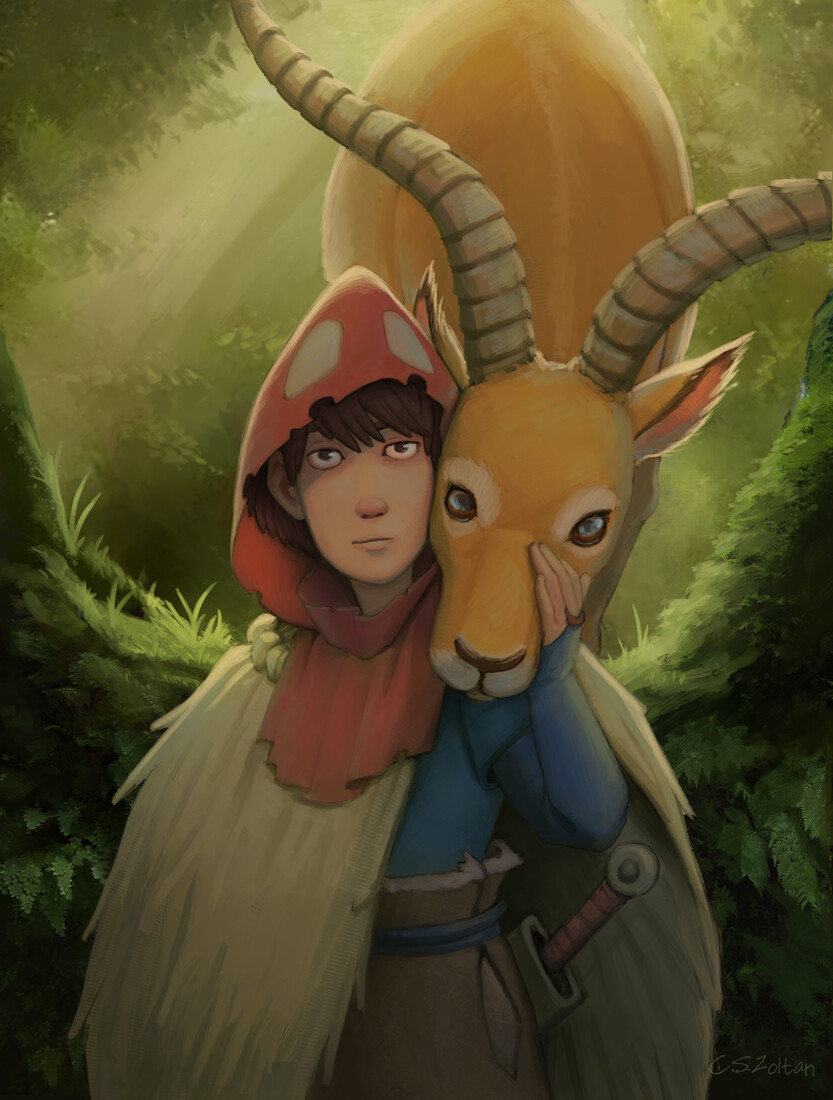 princess mononoke ashitaka wallpaper