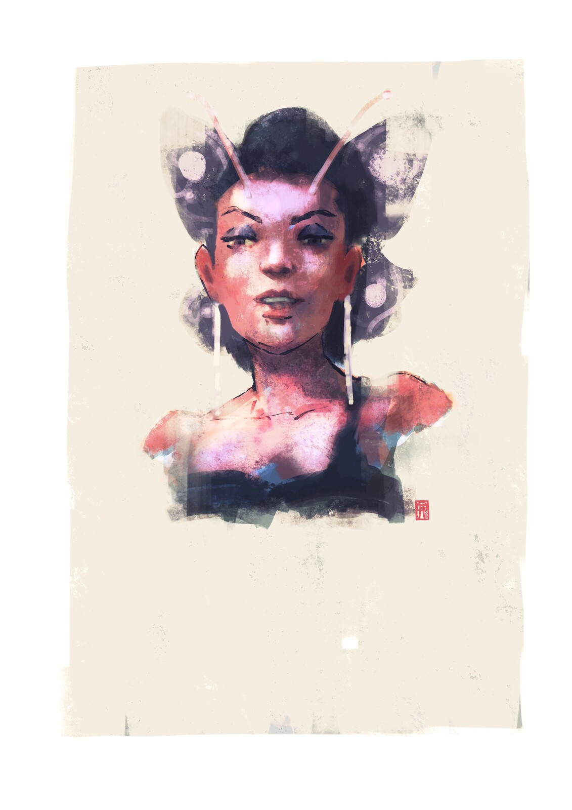 Lady Butterflÿ//01