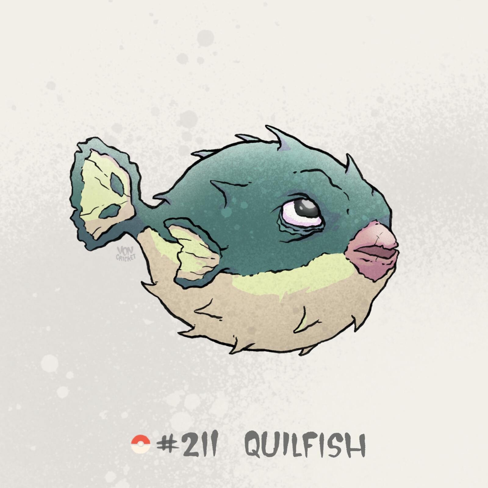 #211 Quilfish