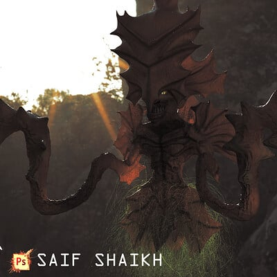 Saif shaikh spirit of forest 7 1