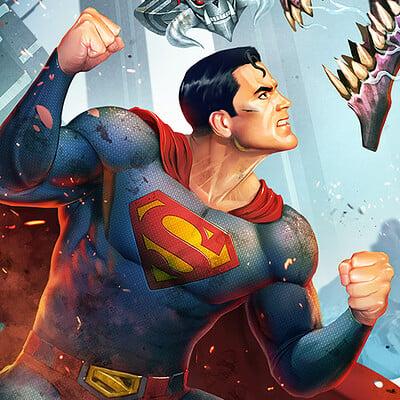 David nakayama superman mot 1200v