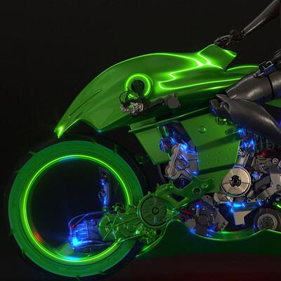 Ying te lien green