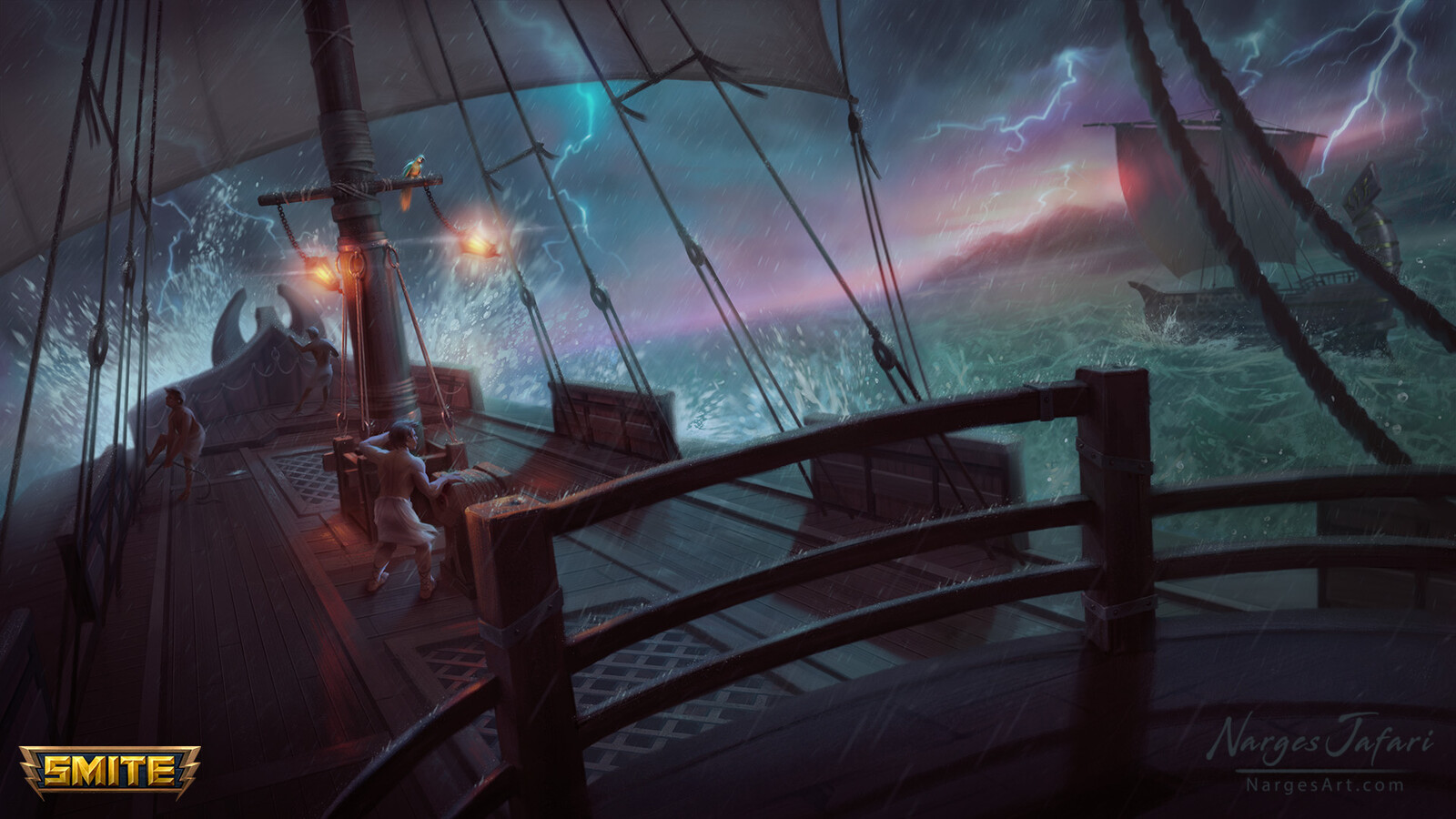 Odyssey Adventure