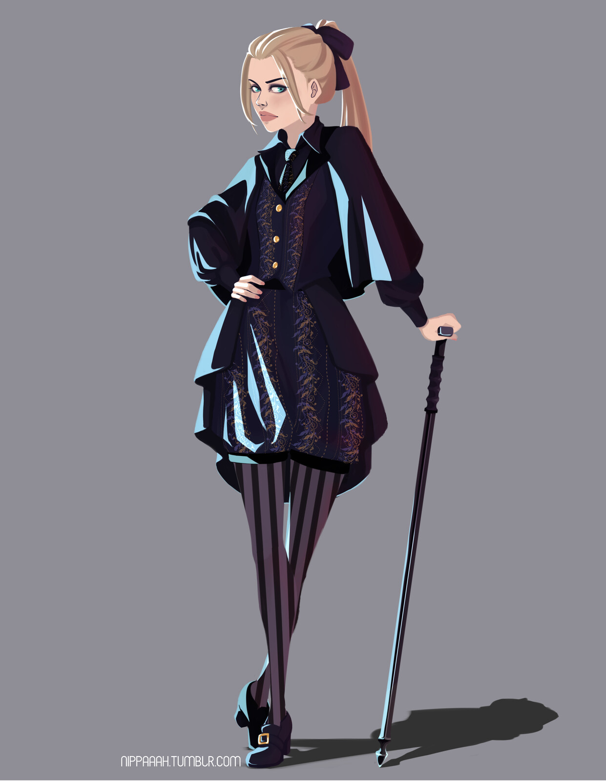 Alternate Outfit: Lolita