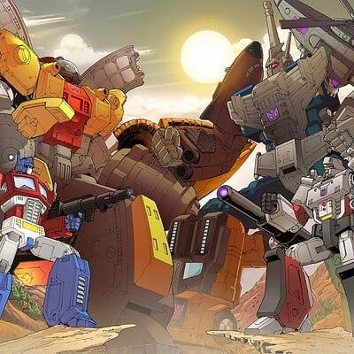 Andrew griffith omega bruticus