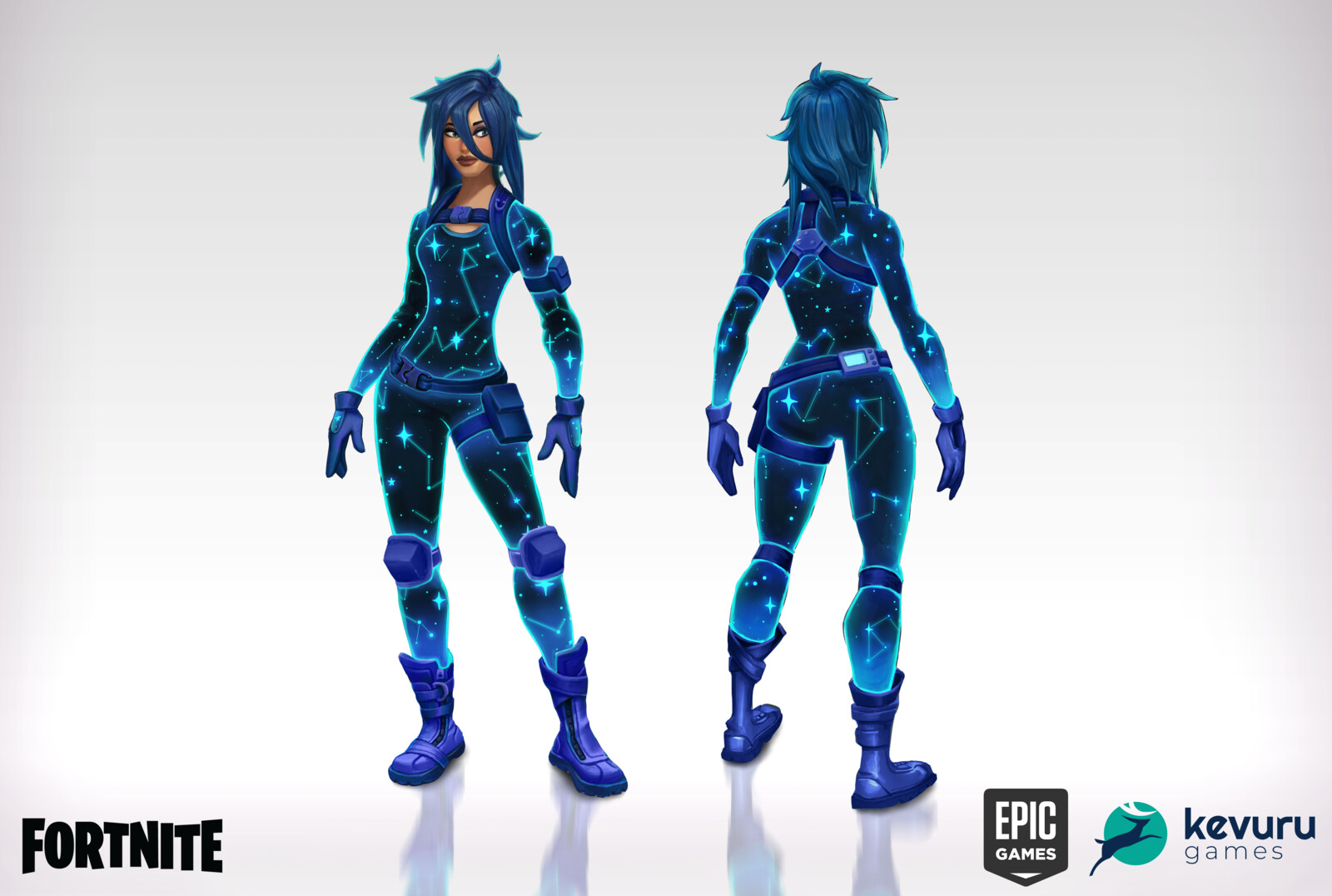 Fortnite Astra Concept Art