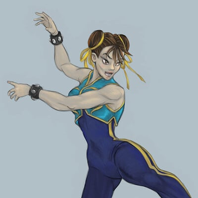 Emeraldsong worlds 50 chunli