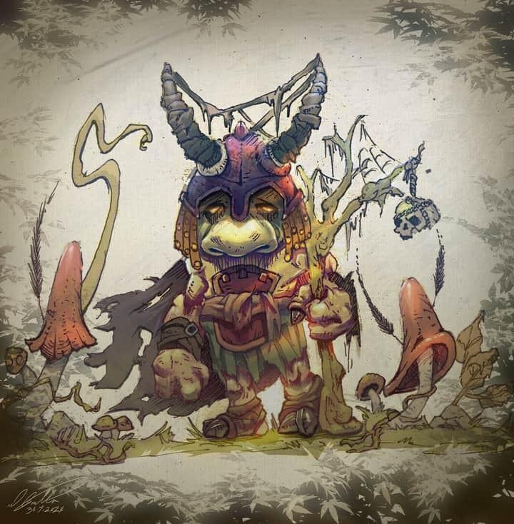 Sir Goblin Knight