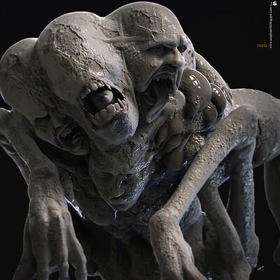 Surajit sen cretr2 1 digital sculpture jul2020a