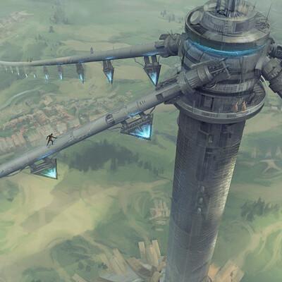 Owen melisek skyviewpaintover2020
