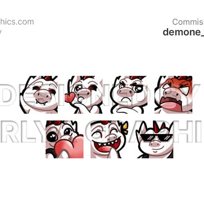 Aerlya graphics sample emotes demone game