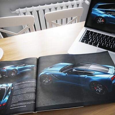 Marcin mozejko magazine 1a