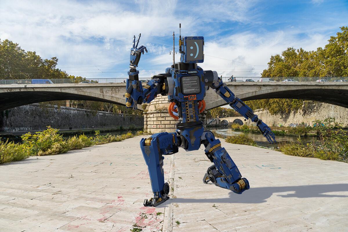 Robot Pose 1