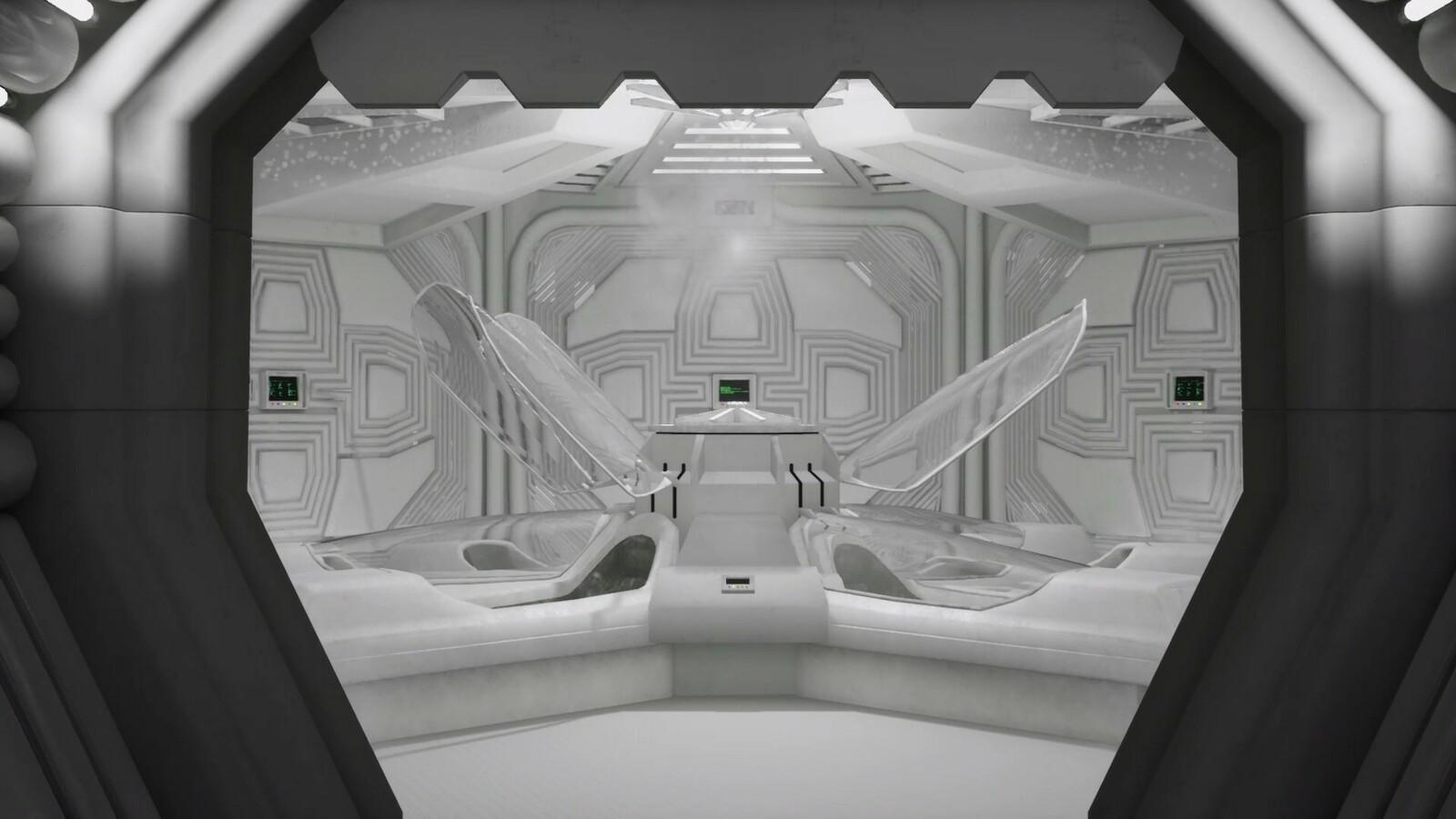 Hypersleep chamber 01