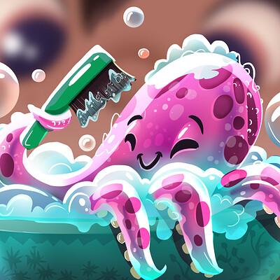 Vipin jacob bubble bath