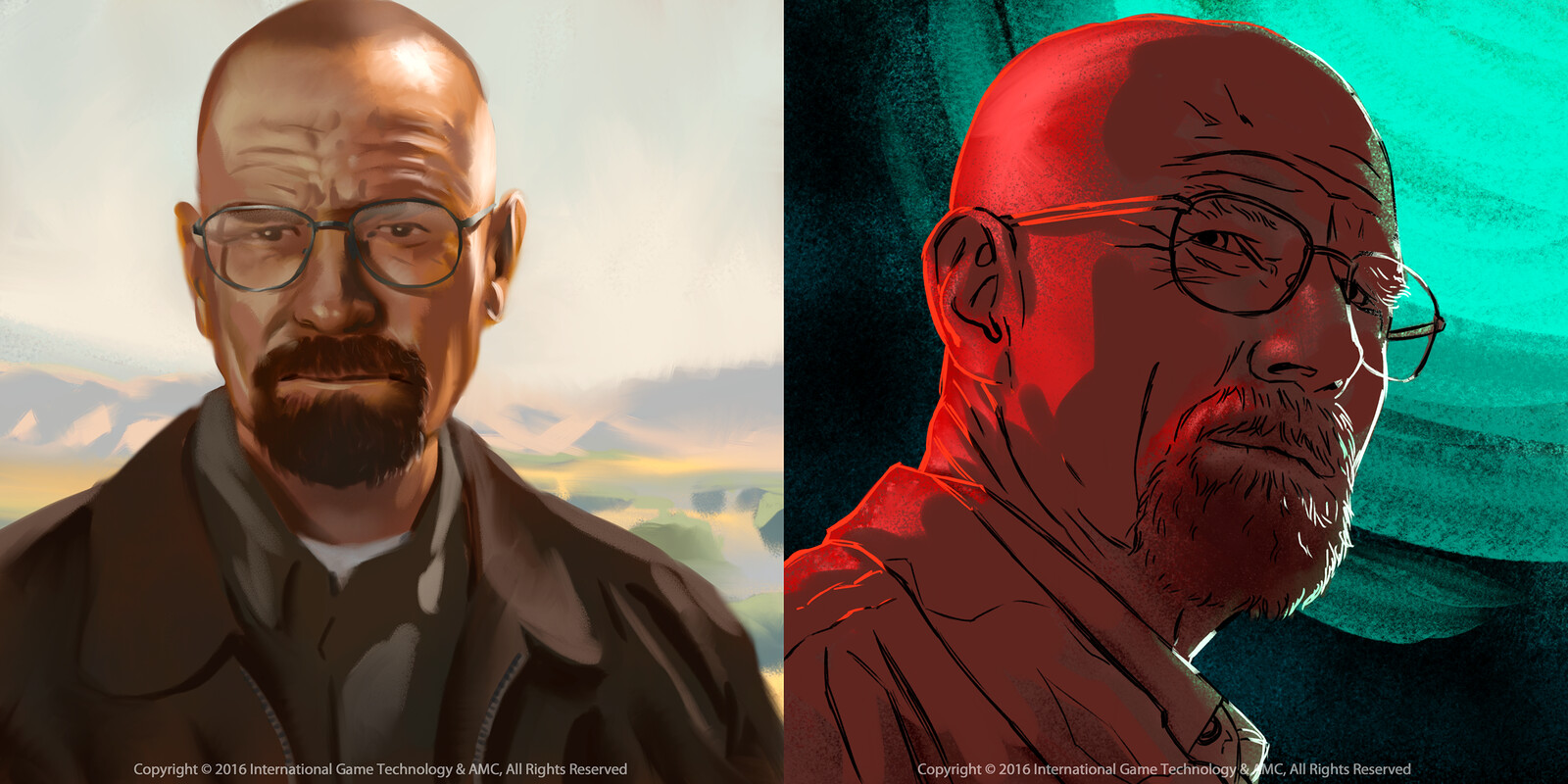Breaking Bad Style Explorations