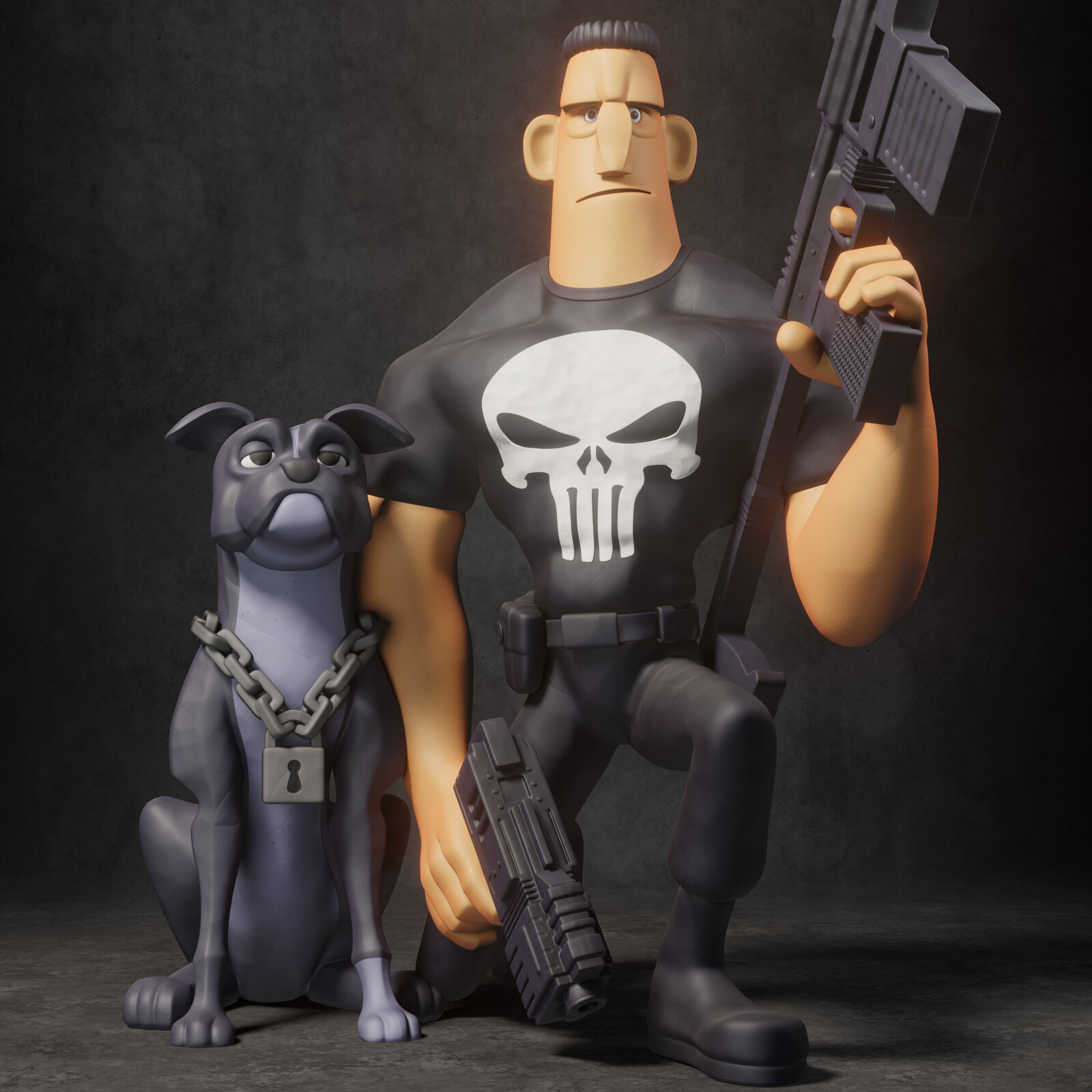 The Punisher and Max