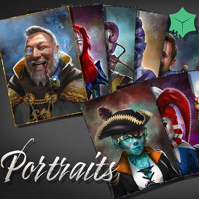 Vera zowadova thumb portraits