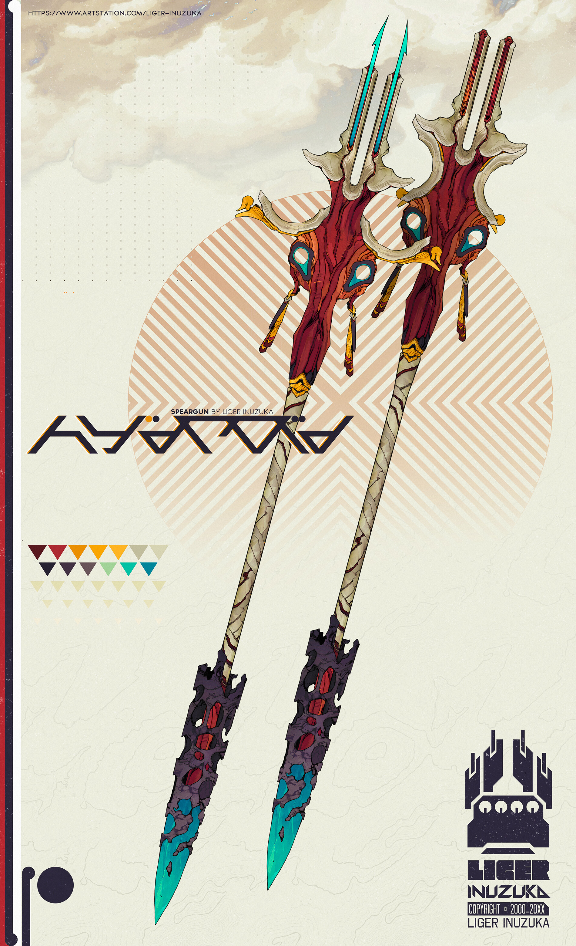 Hydroid's Signature Speargun