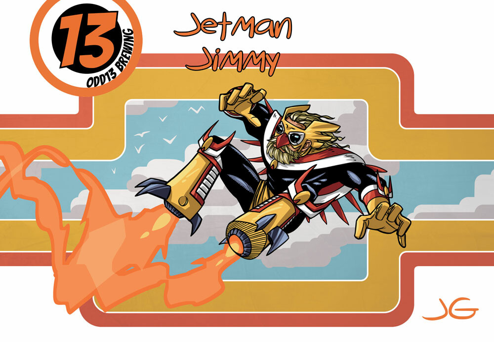 Jetman Jimmy