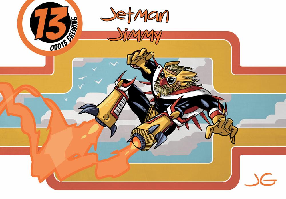 Jetman Jimmy