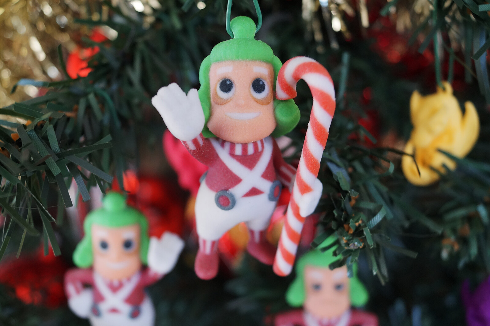 Christmas Oompa Loompas