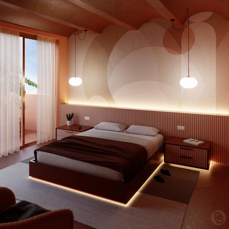 Terracotta Suite