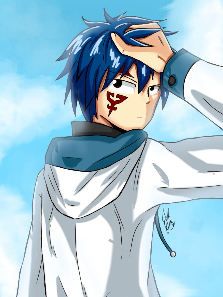 Jellal – Jellal is also part of the guild crime sorciere.