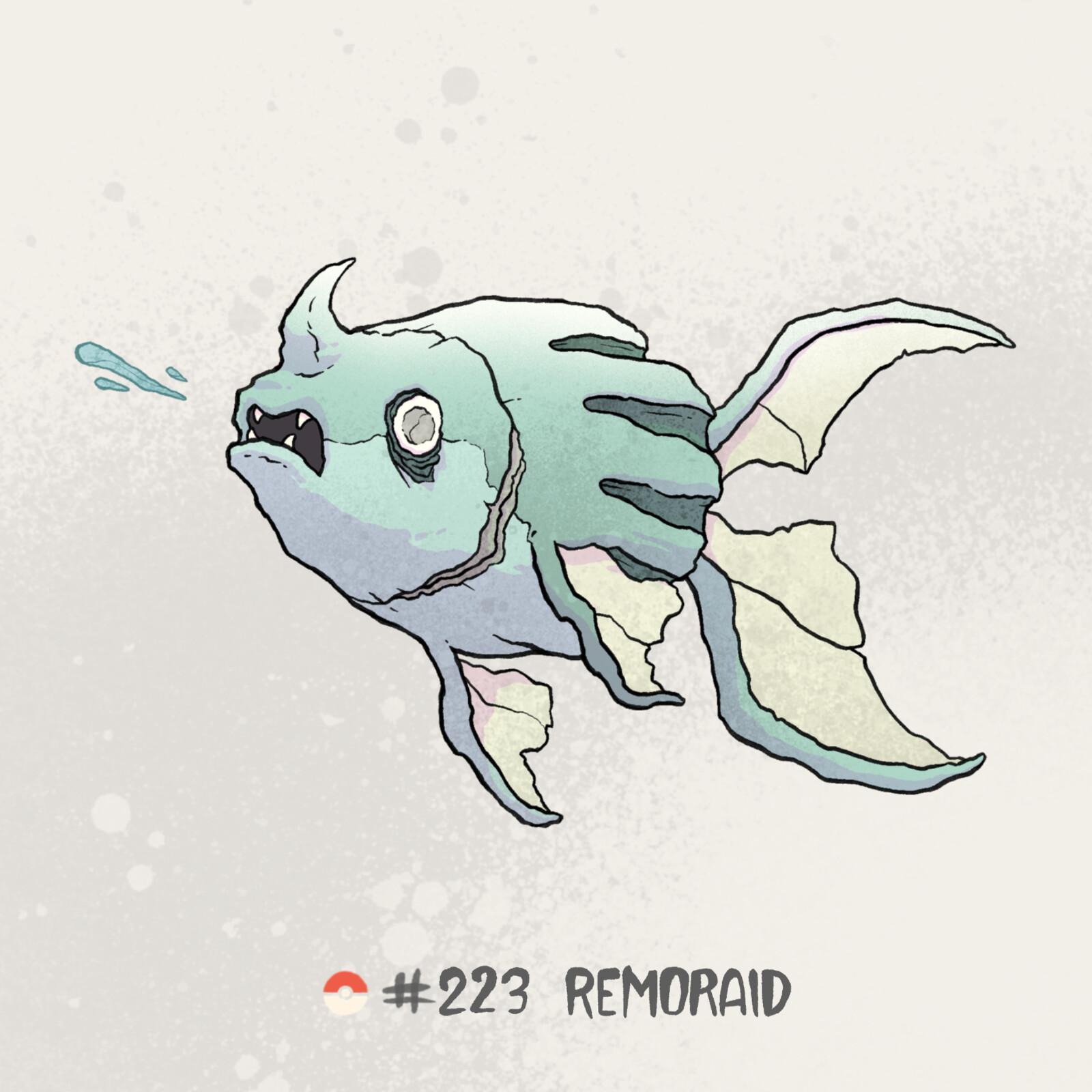 #223 Remoraid