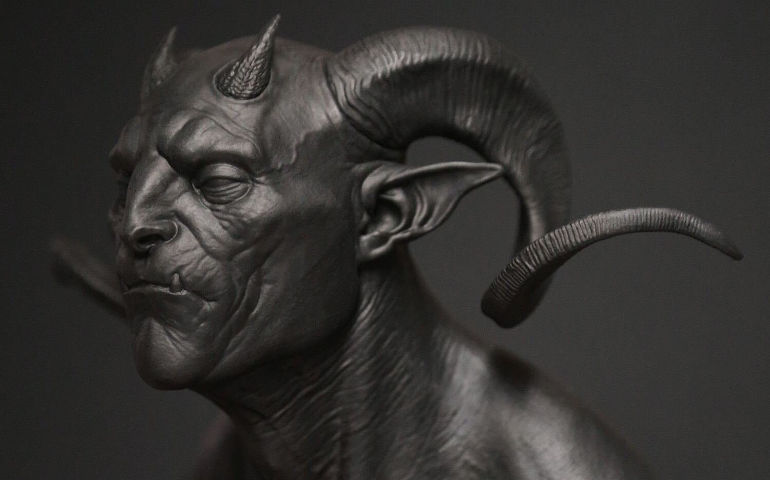 Lucifer  (Collectible Bust)
