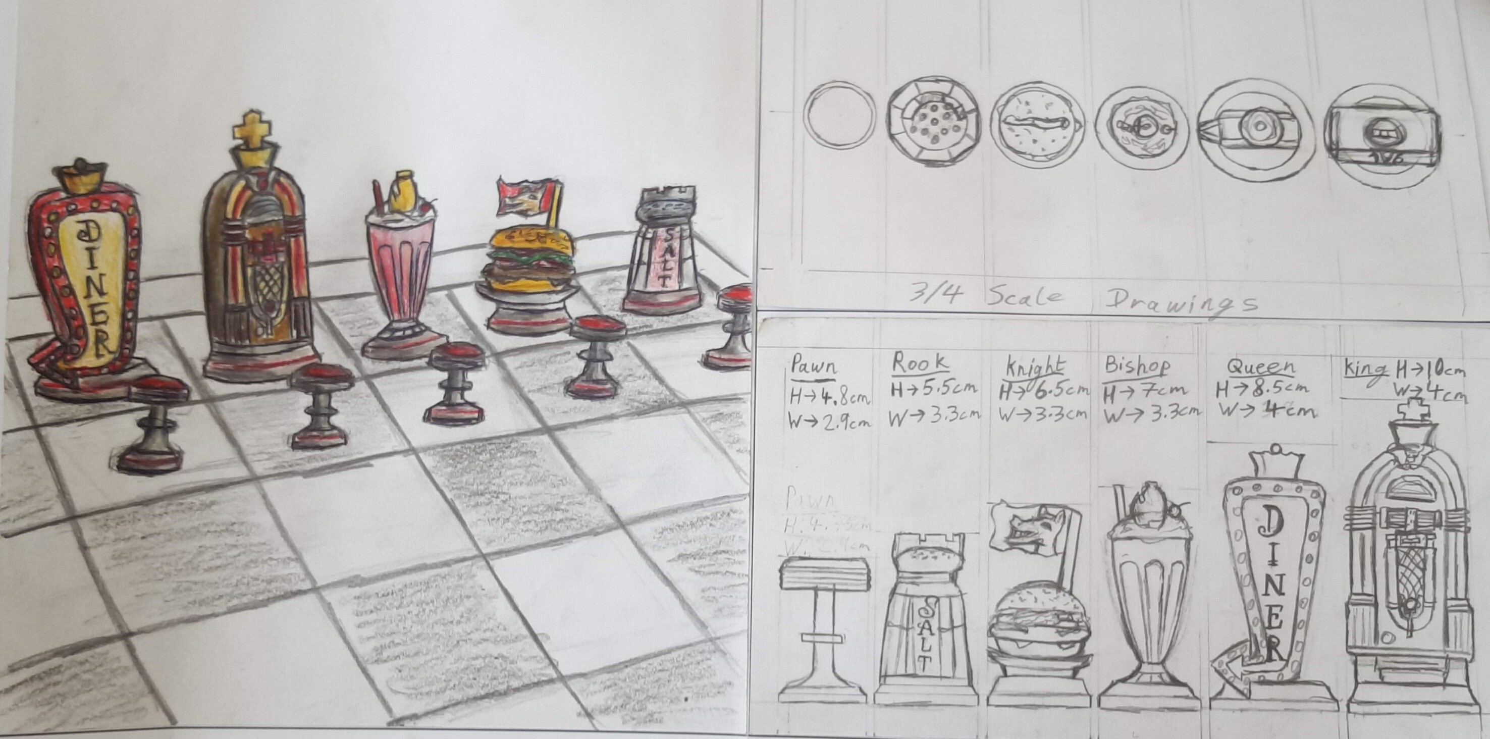Concept Drawings
