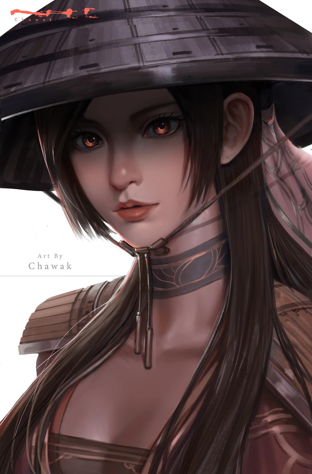 Fantasy Character #3