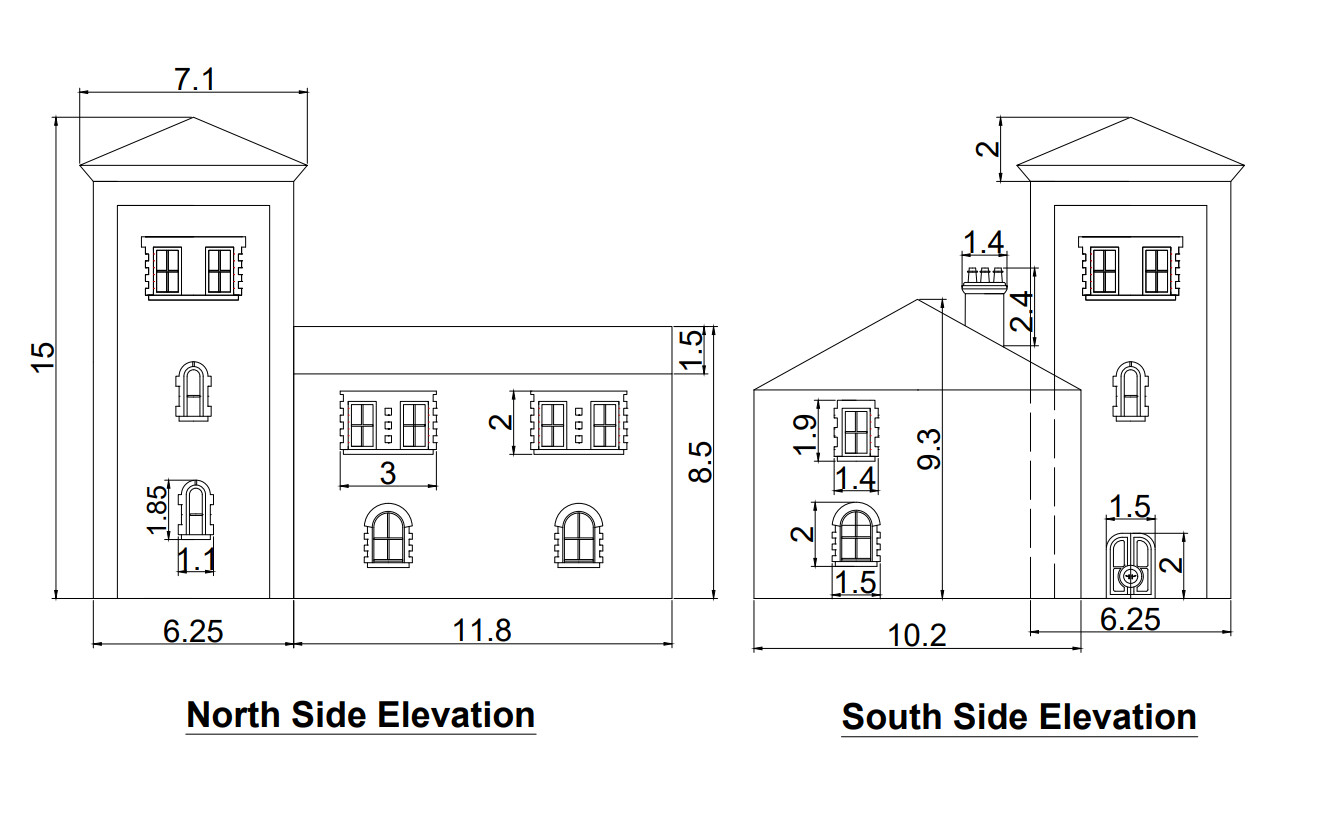 AutoCAD Drawings 1