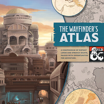 David markiwsky thewayfindersatlas cover