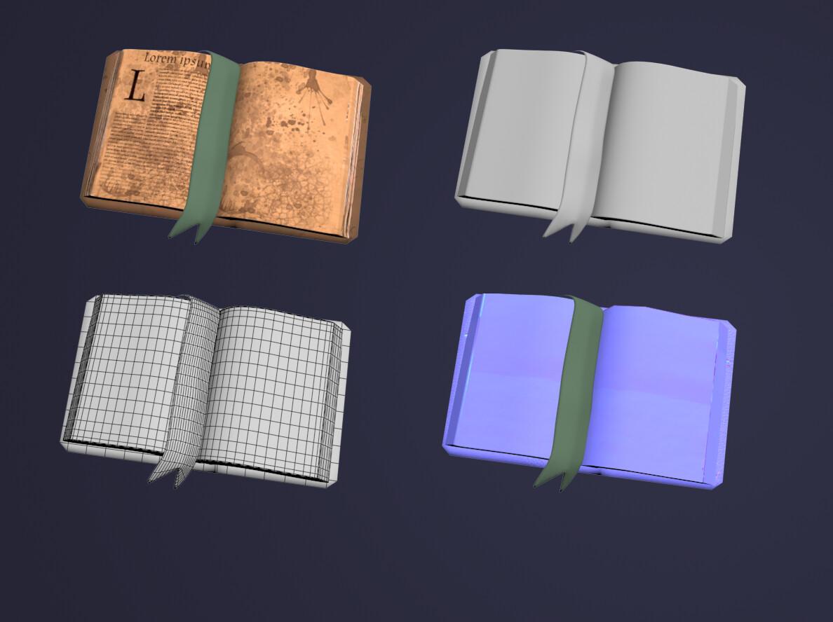 breakdown of maps produced