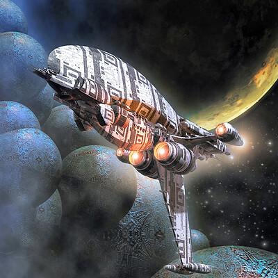 Luca oleastri aztec space