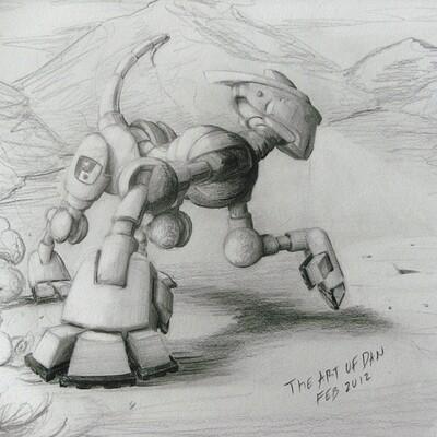 Daniel melendez boelian 4 legs by artisan187 d4olvup