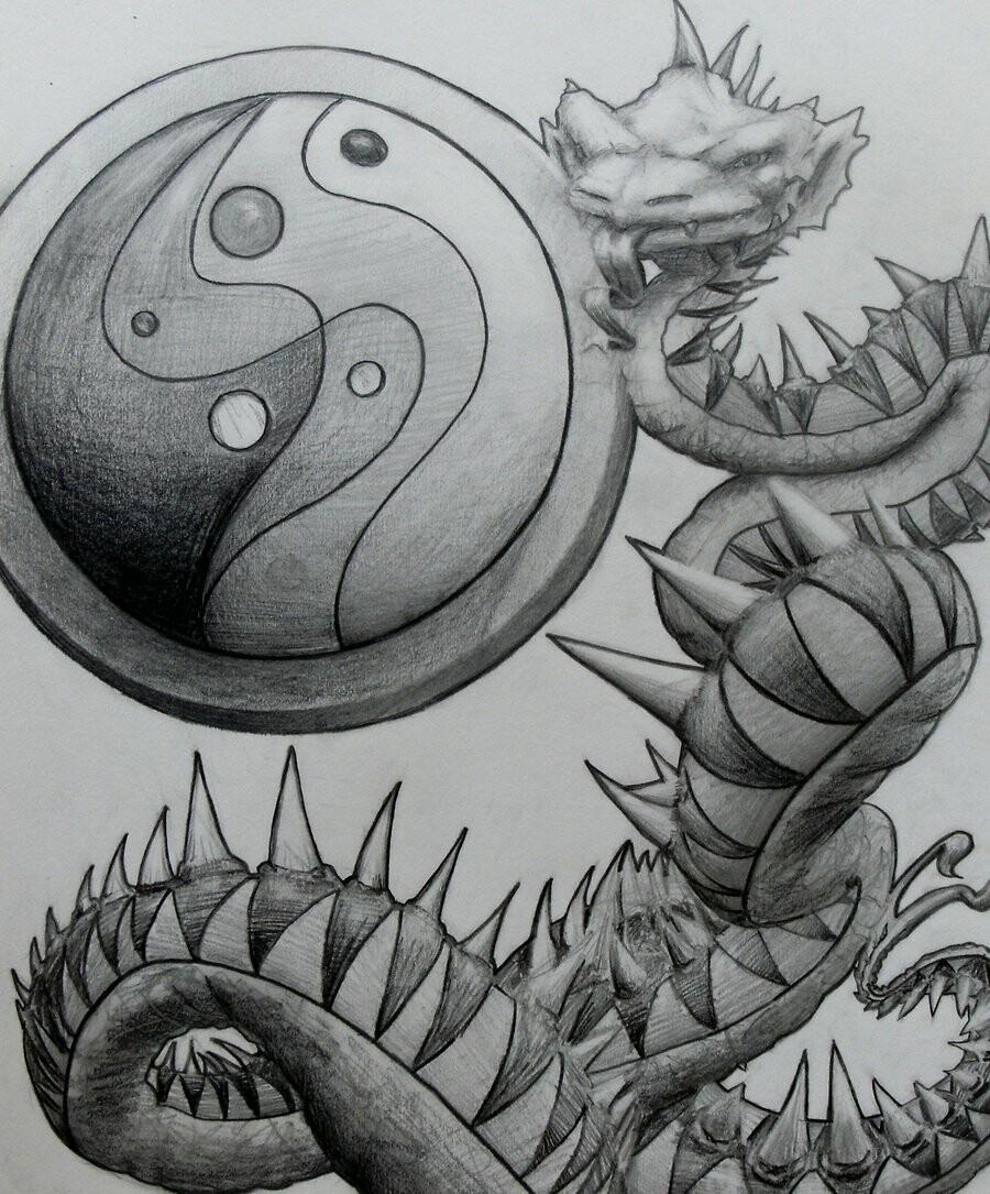 The Dragon of Unbalanced Chi
