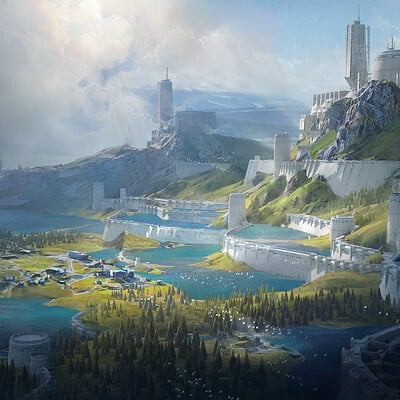 Ivan laliashvili sci fi castle final2