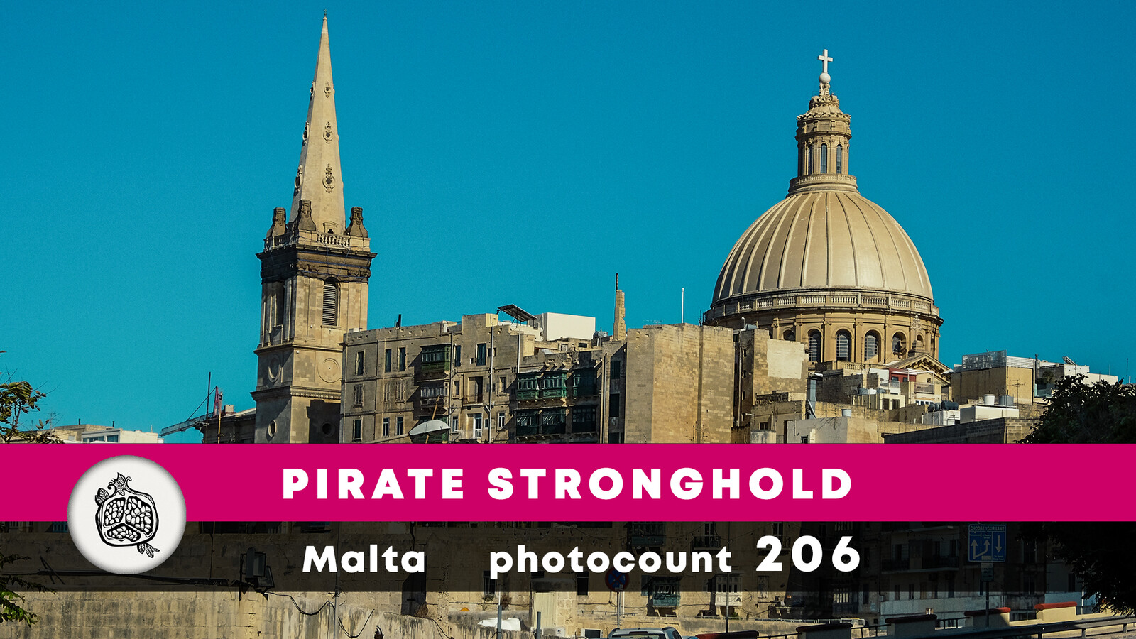 Pirate stronghold photopack